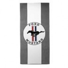 Ford Mustang Stripes Towel