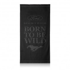 Ford Mustang Born To Be Wild Towel