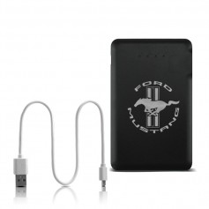 Ford Mustang Powerbank Slim Pocket