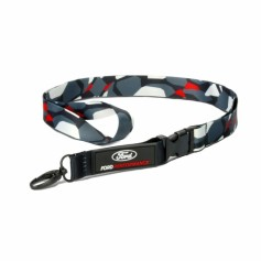 Ford Performance Camo Lanyard