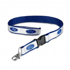 Ford Oval Lanyard