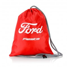 Ford Fiesta Rucksack Red