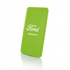 Ford Fiesta Powerbank Slim, Green