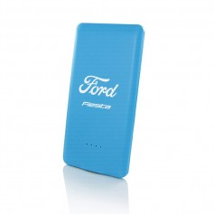 Ford Fiesta Powerbank Slim, Blue
