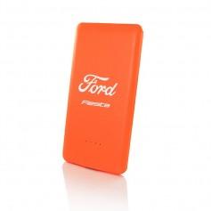 Ford Fiesta Powerbank Slim, Orange