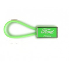 Ford Fiesta Keyring Colours In Green