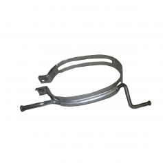 Exhaust muffler bracket