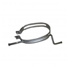 Exhaust muffler bracket