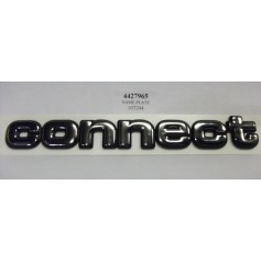 Connect Badge for Rear Doors or Tailgate from 20-05-2002 to 28-12-2013