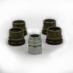 Tourneo & Transit Alloy Wheel Locking Wheel Nut Kit from 04-01-2000 to 17-12-2006