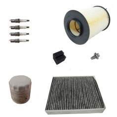 Ford Ford Focus 1.8L Duratec HE PFI Flexi Fuel 125ps Service Kit From 03-12-2007 To 31-07-2011