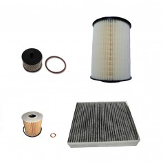 Ford Focus 2.0L Duratorq TDCi 136ps DW10 Stage IV + DPF Emissions Service Kit From 03-12-2007 To 31-07-2011