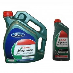 5w20 Castrol EcoBoost Magnatec Oil 5Ltr + 1Lt Ford Specification WSS-M2C948-B