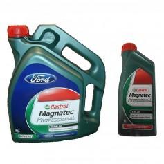 5w20 Castrol EcoBoost Magnatec Oil 5Ltr + 1Lt