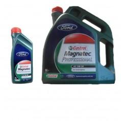 5w30 Castrol Magnatec Professional Oil 5Ltrs + 1Ltr