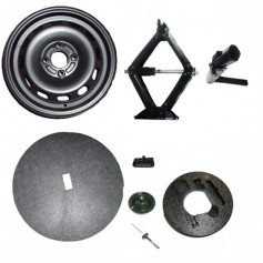 Fiesta 14'' Spare Wheel Kit from 2017 onwards