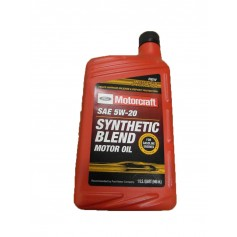 Motorcraft 5w20 Engine Oil 1 US Quart