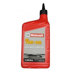 Motorcraft 75w140 Synthetic Rear Axle Fluid 1 US Quart