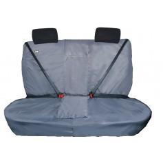 Universal Rear Seat Heavy Duty Seat Cover Black