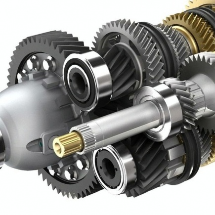 Transmission Syncros & Electrical